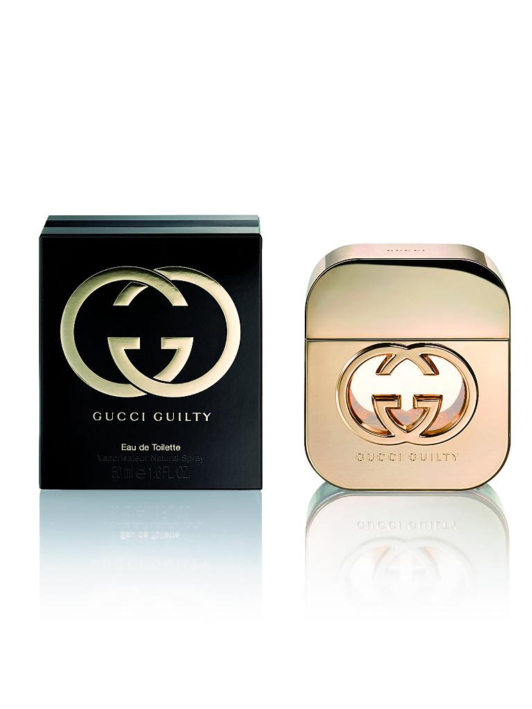 GUCCI | Guilty Eau de Toilette Natural Spray 50ml | transparent
