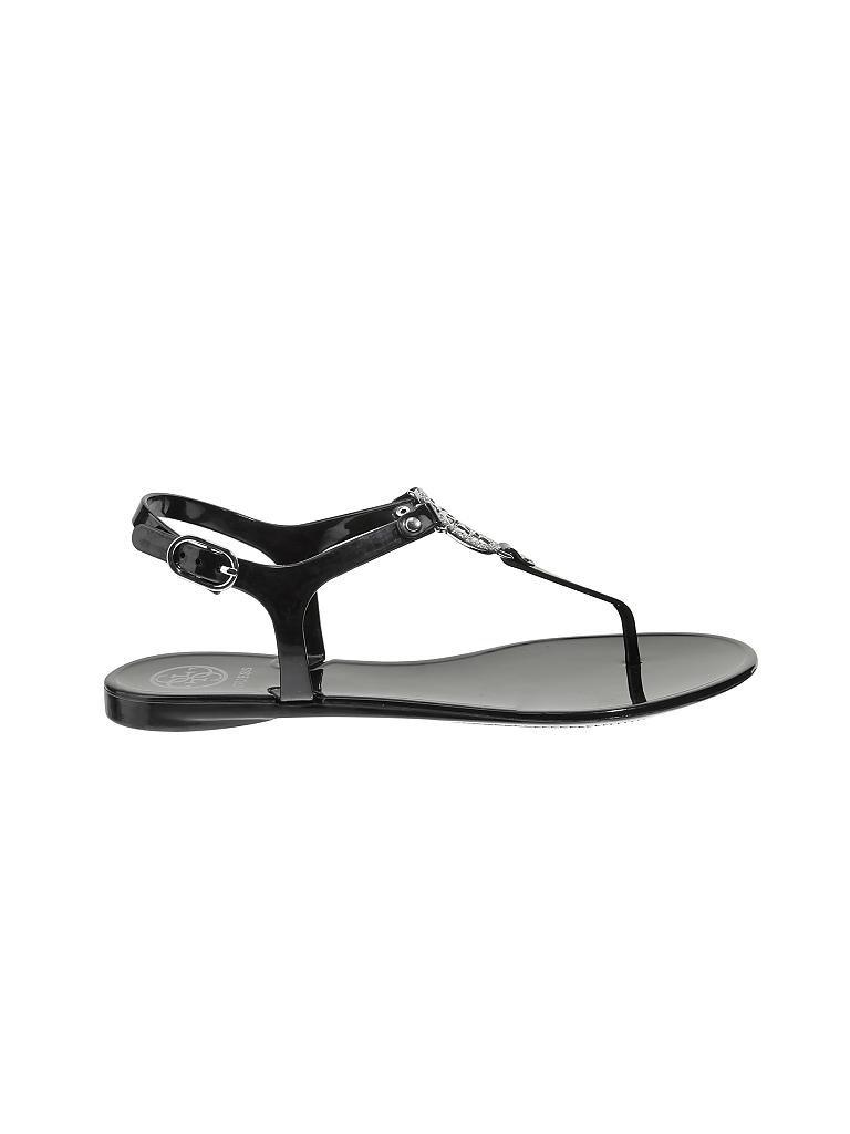 amazon sandalen schwarz strasssteine