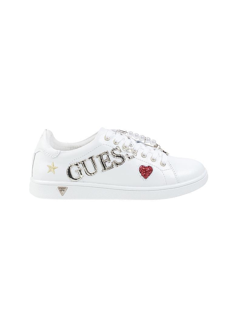 GUESS Sneaker weiß | 38