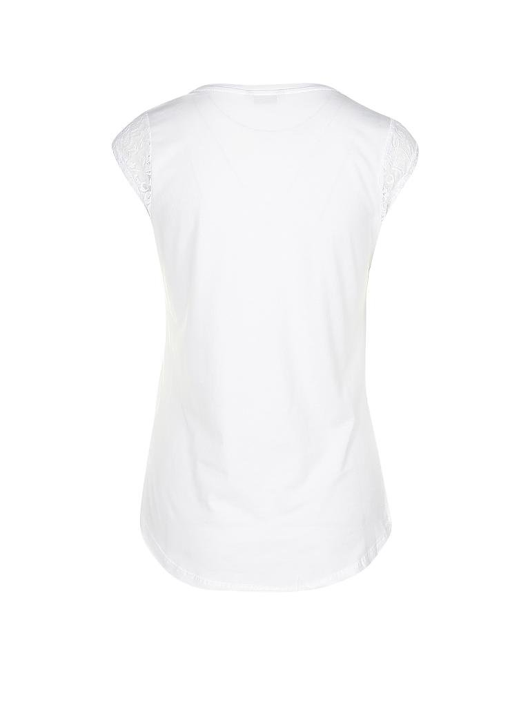 GUESS | T-Shirt  | weiß