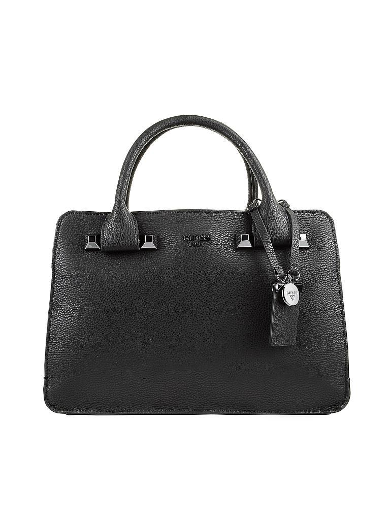 guess tasche handtasche talan schwarz. Black Bedroom Furniture Sets. Home Design Ideas