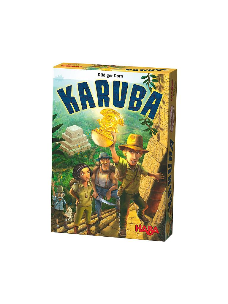 HABA | Karuba | transparent