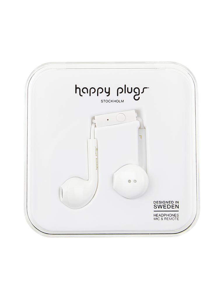 "HAPPY PLUGS | Headphones Plus Deluxe Edition ""Earbud"" 