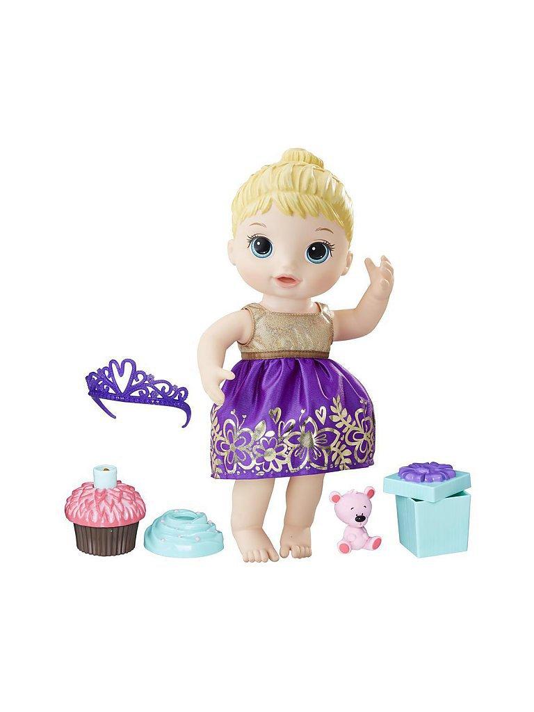 HASBRO Baby Alive Geburtstagsspass-Baby