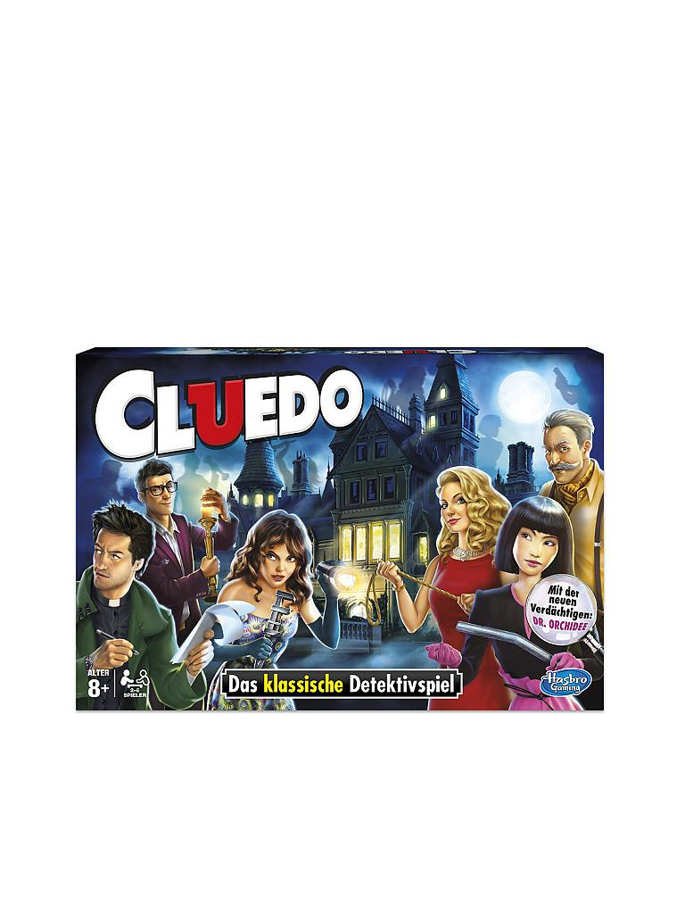 HASBRO | Cluedo - Edition 2016 | transparent