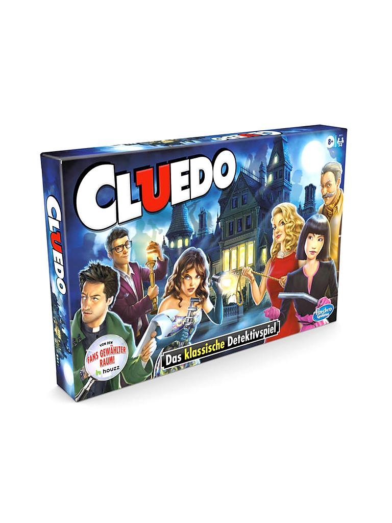 HASBRO | Cluedo | transparent