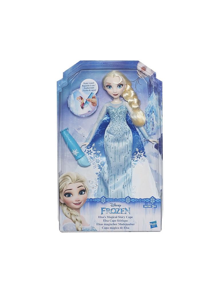 hasbro disney frozen die eisk nigin magischer modezauber elsa transparent. Black Bedroom Furniture Sets. Home Design Ideas