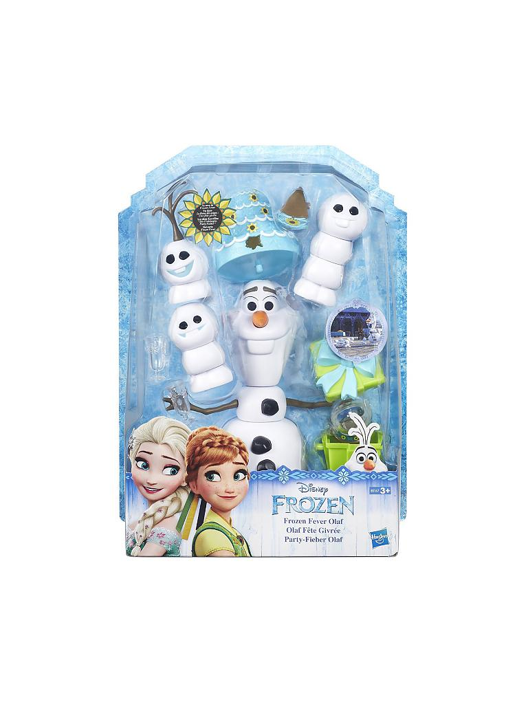 HASBRO | Disney Frozen - Die Eiskönigin - Party Fieber Olaf | transparent