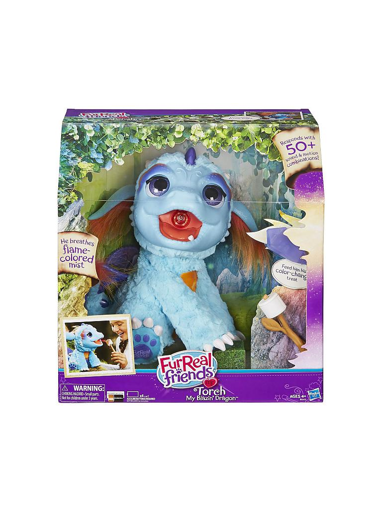 HASBRO | Furreal Friends - Torch, mein kleiner Drache | transparent