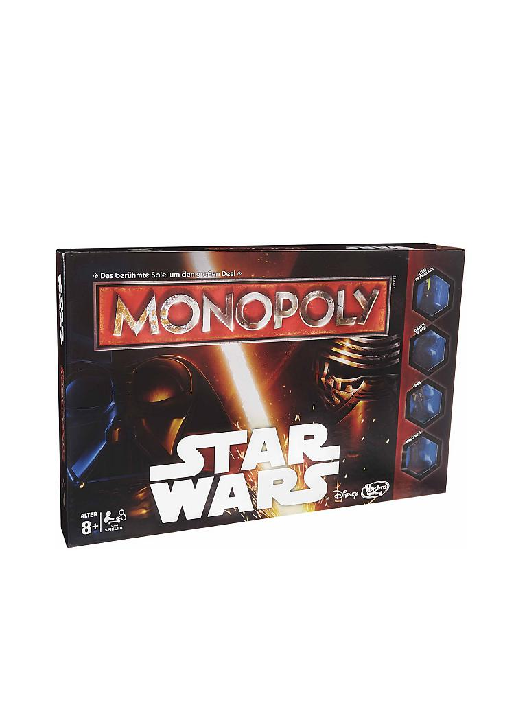 HASBRO | Monopoly Star Wars | transparent