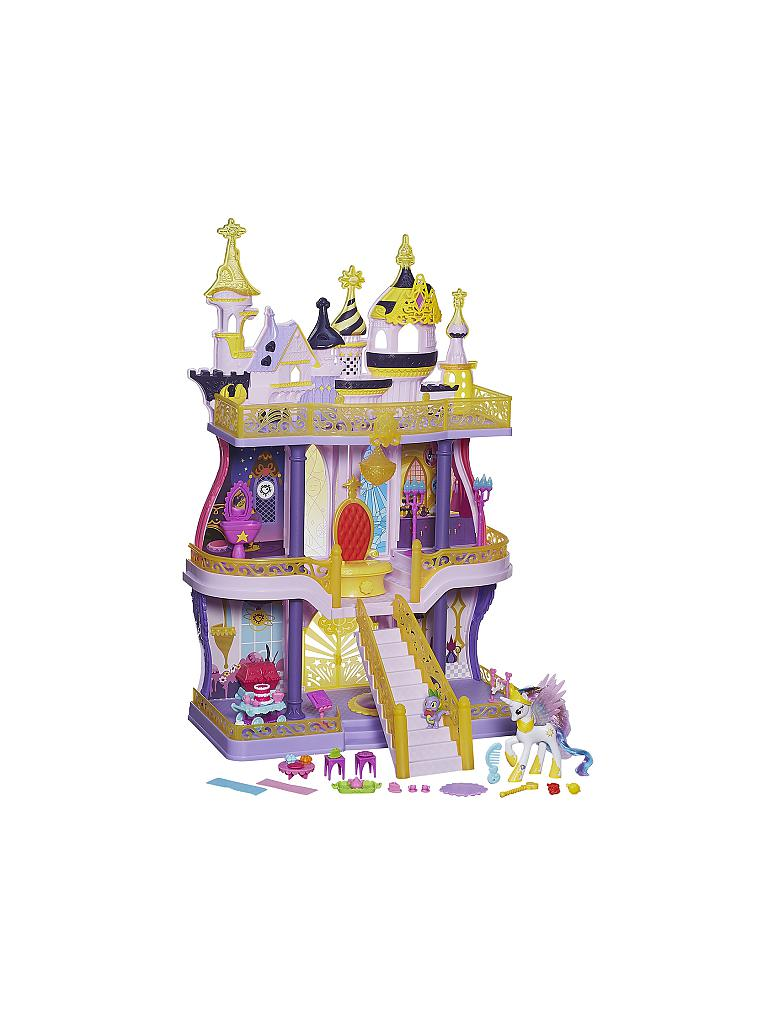 HASBRO | My little Pony - Magisches Schloss | transparent
