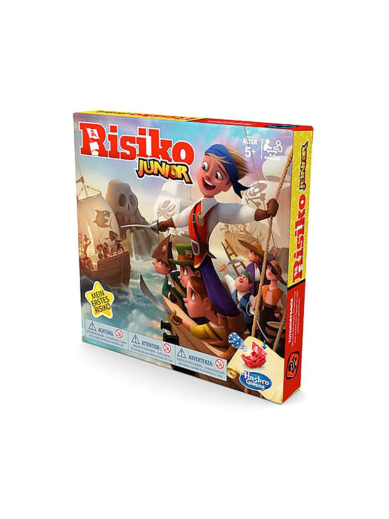 HASBRO | Risiko Junior | transparent
