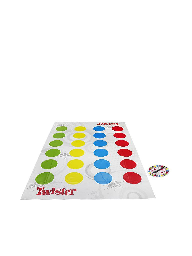 HASBRO | Twister | transparent