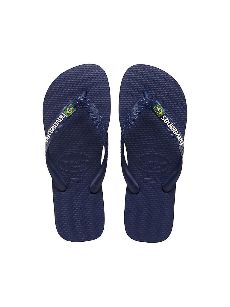 bee64dd05fc02 HAVAIANAS Schuhe - Zehentrenner blau