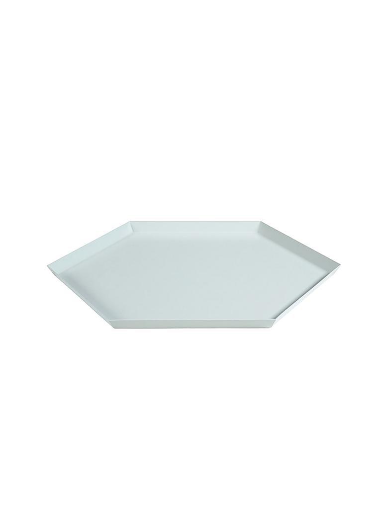 Hay Tablett hay tablett kaleido 45x39cm xl grau
