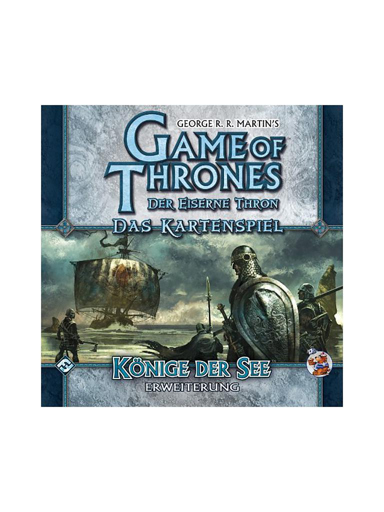 HEIDELBERGER SPIELEVERLAG | Games of Thrones - Die Könige der See | transparent
