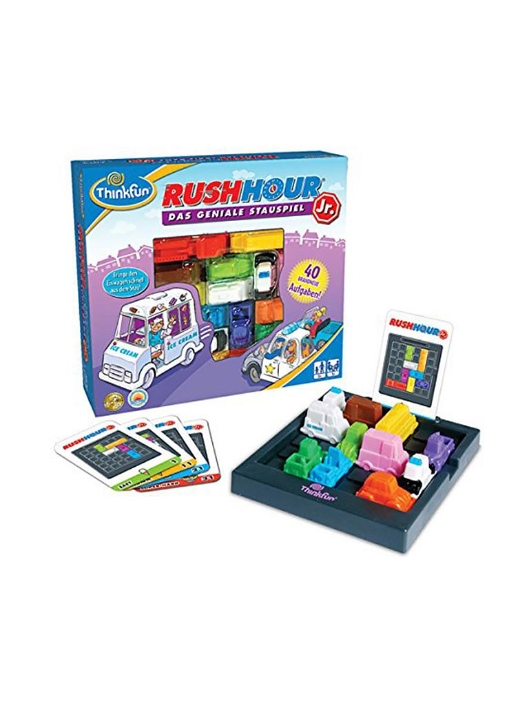 HEIDELBERGER SPIELEVERLAG | Kinderspiel - Rush Hour Junior | transparent