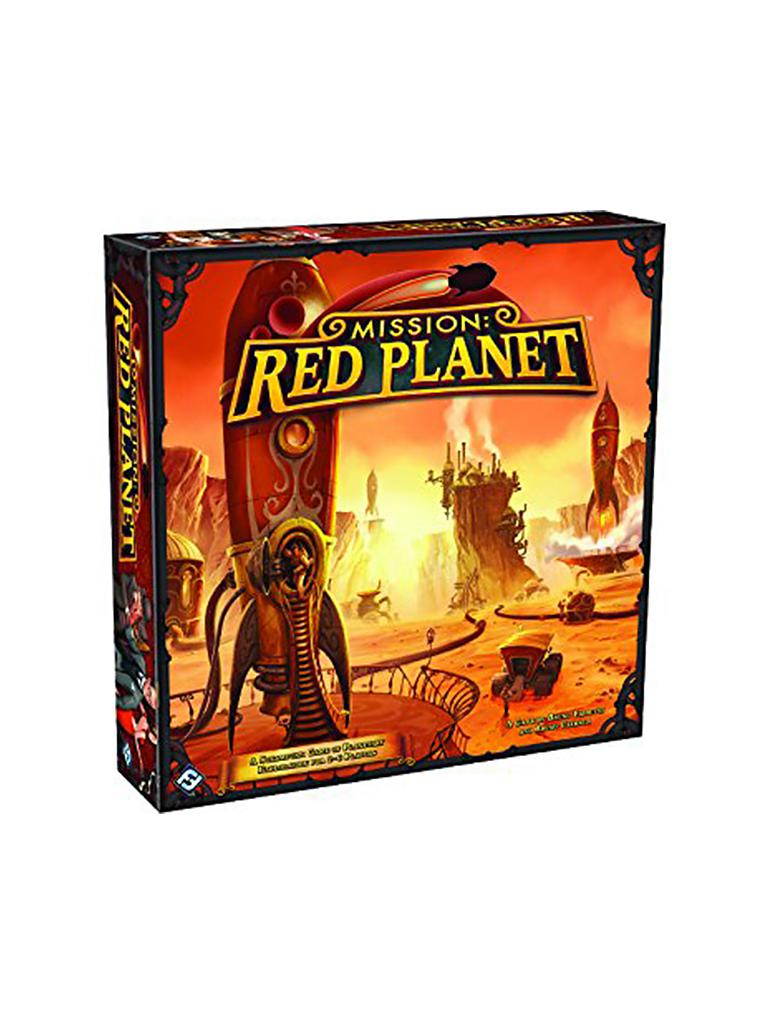 HEIDELBERGER SPIELEVERLAG | Mission Red Planet | transparent