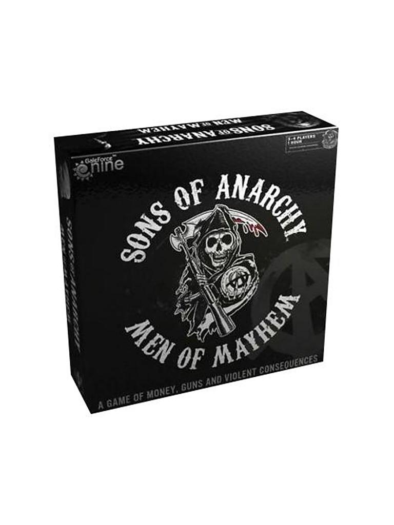 HEIDELBERGER SPIELEVERLAG | Sons of Anarchy | transparent