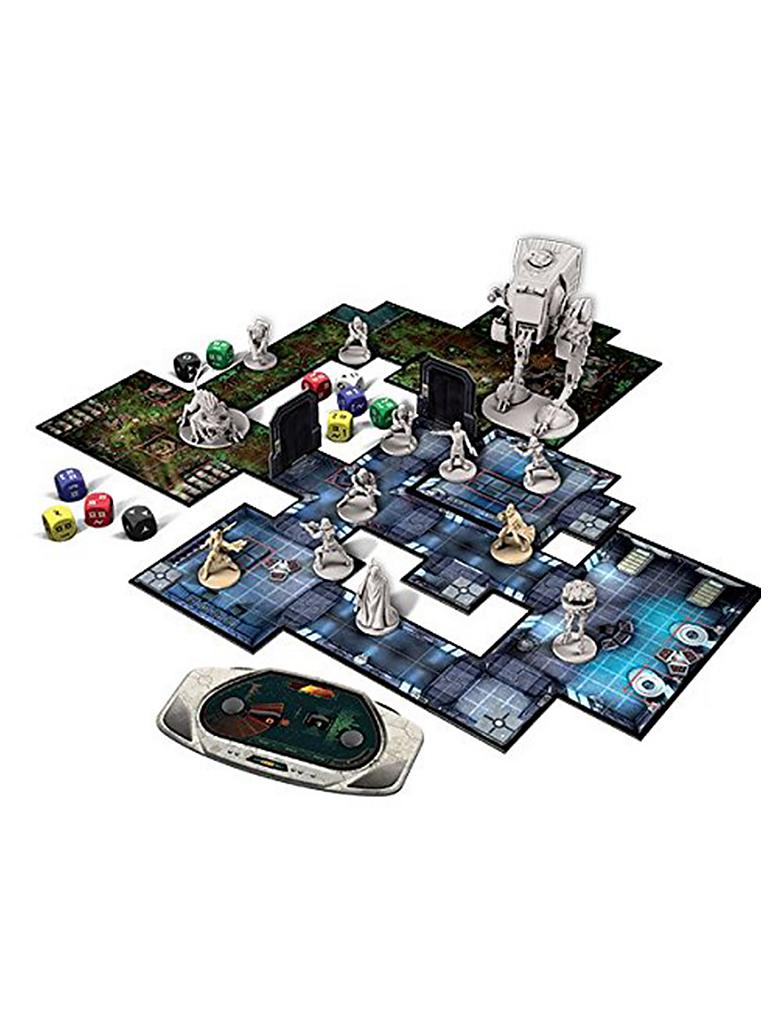 HEIDELBERGER SPIELEVERLAG | STAR WARS - Imperial Assault | transparent