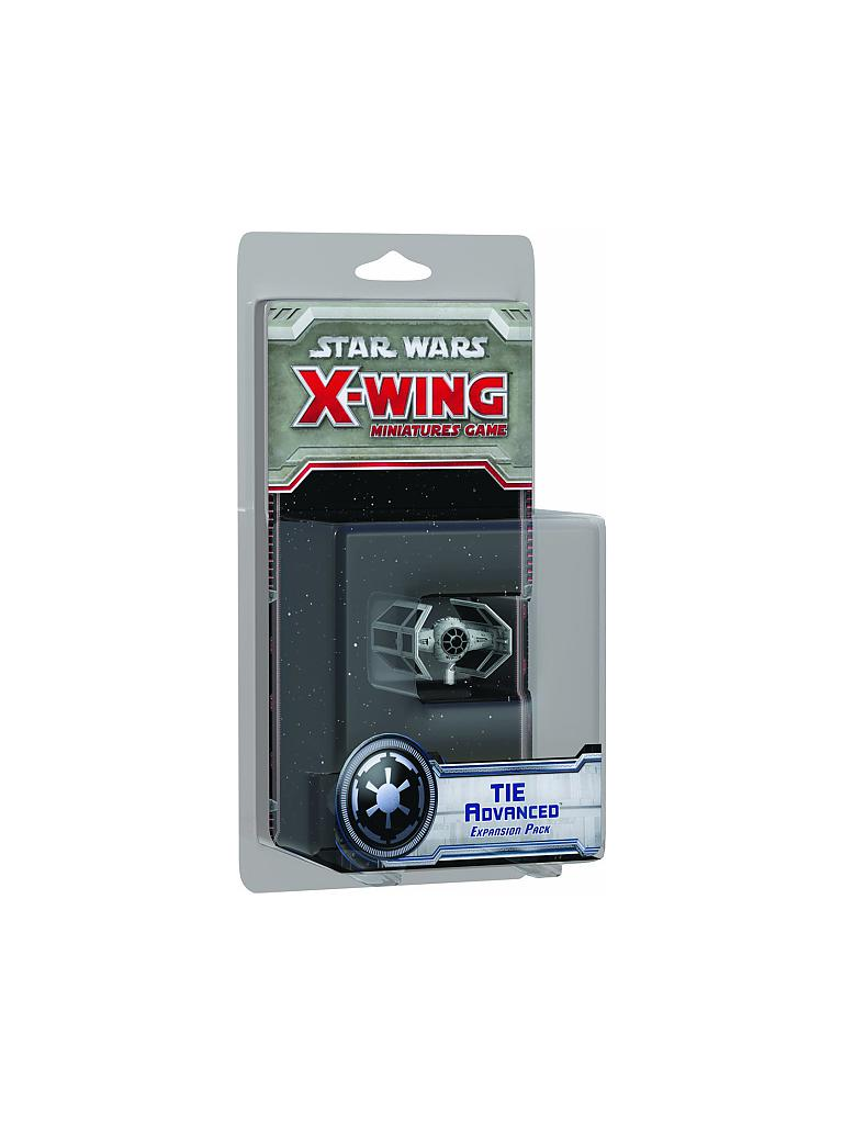 HEIDELBERGER SPIELEVERLAG | STAR WARS - X-Wing | Tie Bomber - Advanced Erweiterung Pack | transparent