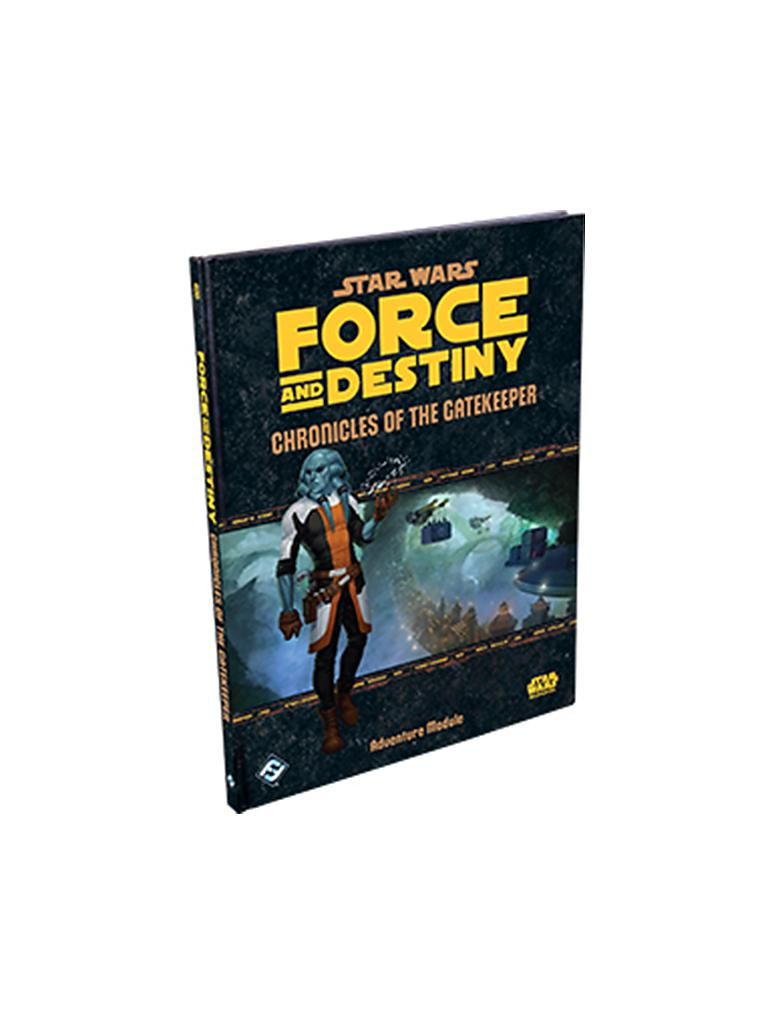HEIDELBERGER SPIELEVERLAG | Star Wars RPG - Force and Destiny - Chronicles of the Gatekeeper | transparent