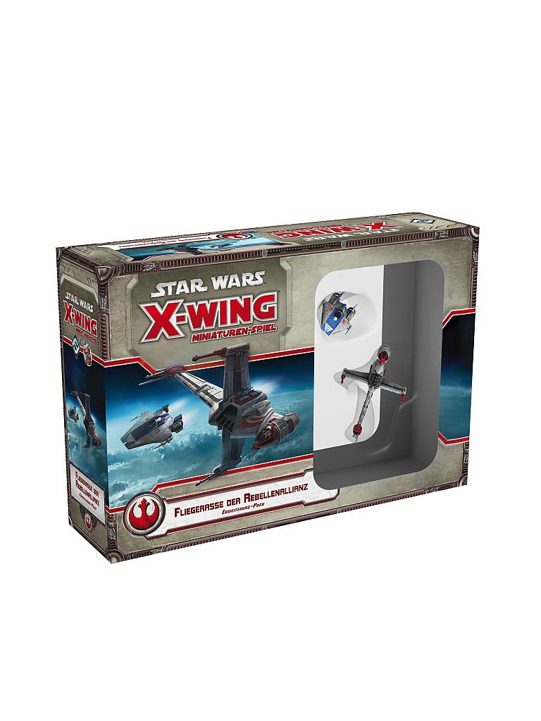 HEIDELBERGER SPIELEVERLAG | Star Wars X-Wing - Fliegerasse des Rebellenall | transparent
