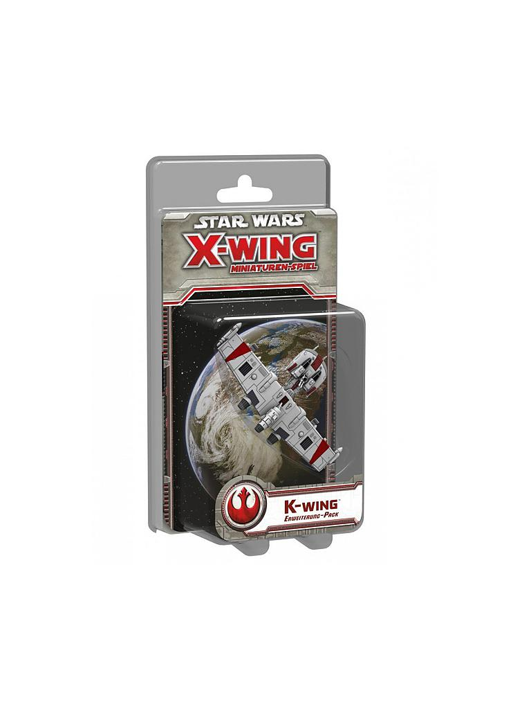 HEIDELBERGER SPIELEVERLAG | Star Wars X-Wing - K-Wing  | transparent