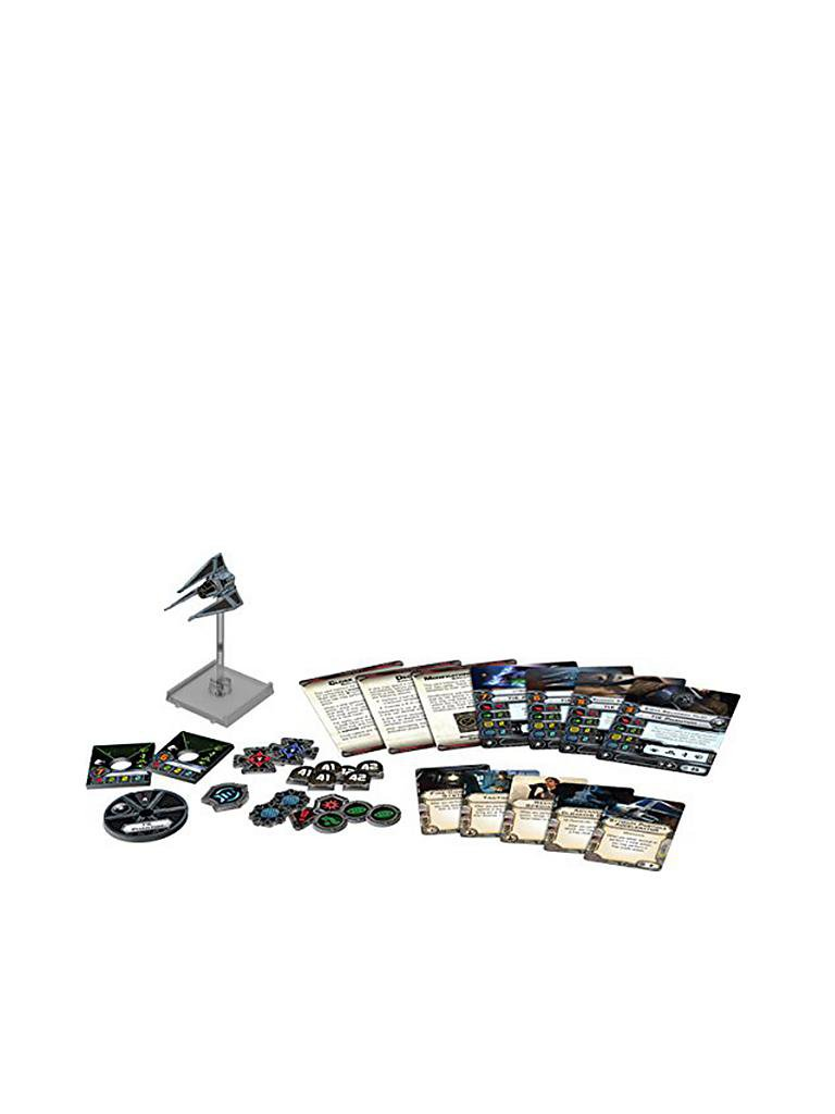 HEIDELBERGER SPIELEVERLAG | Star Wars X-Wing - Tie Phantom | transparent