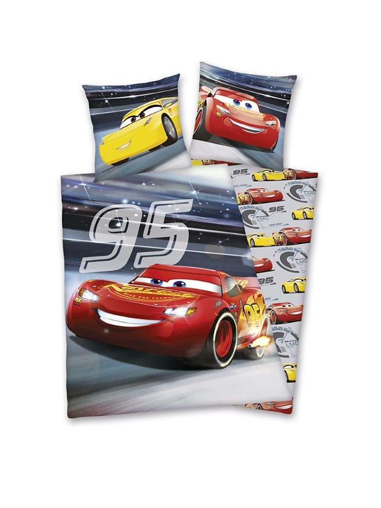 herding kinder bettw sche cars 70x90cm 140x200cm rot. Black Bedroom Furniture Sets. Home Design Ideas