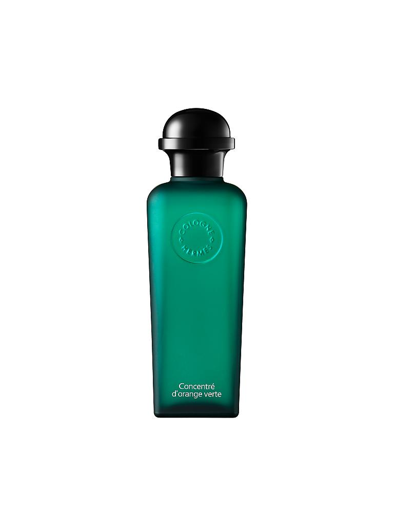 HERMÈS | Concentré d'orange verte Eau de Toilette 100ml | transparent