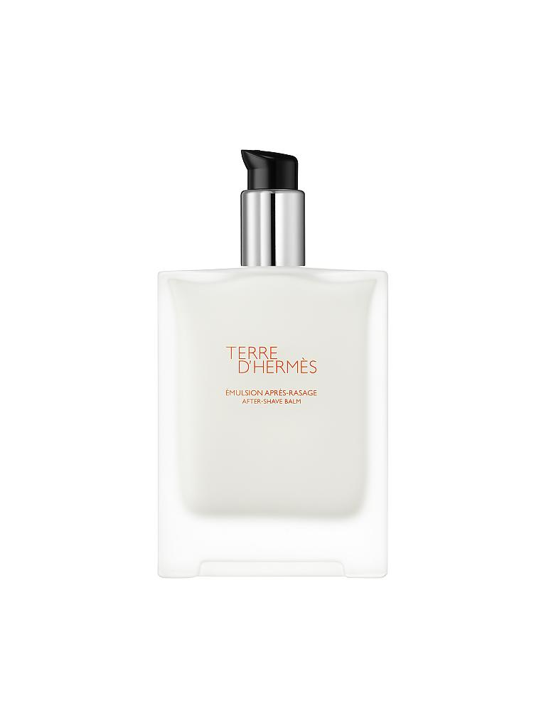 HERMÈS | Terre d'Hermès Aftershave-Balsam 100ml | transparent