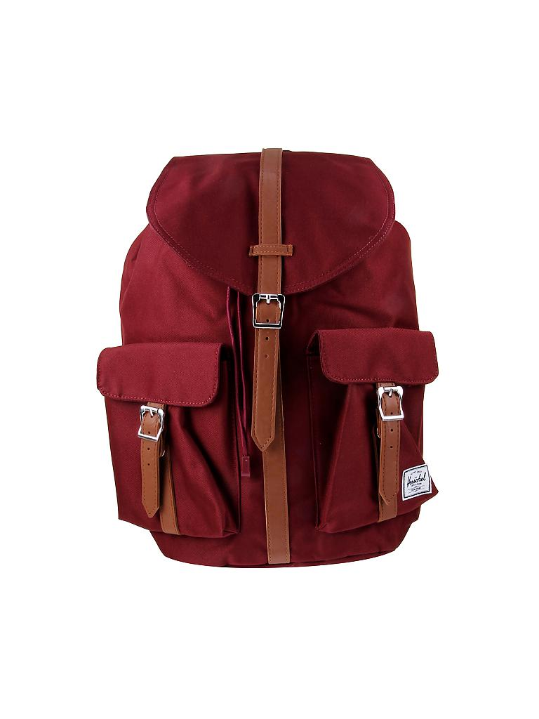 herschel rucksack dawson rot. Black Bedroom Furniture Sets. Home Design Ideas