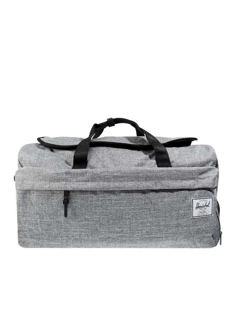 herschel rucksack tasche outfitter grau. Black Bedroom Furniture Sets. Home Design Ideas