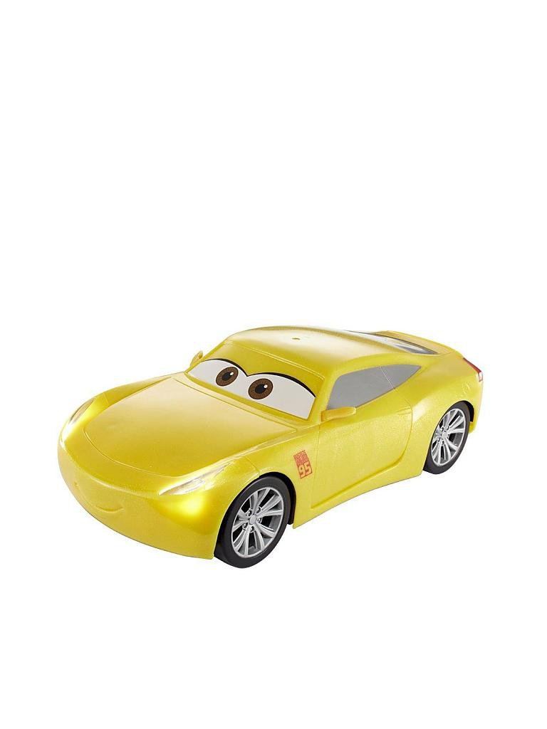 Hot Wheels Fahrzeug Movie Moves Cruz Ramirez Cars 3 Transparent