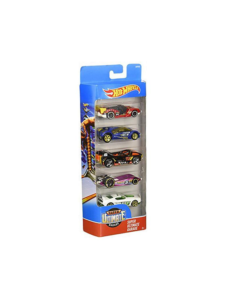 HOT WHEELS | Hot Wheels 5er Geschenkset | transparent