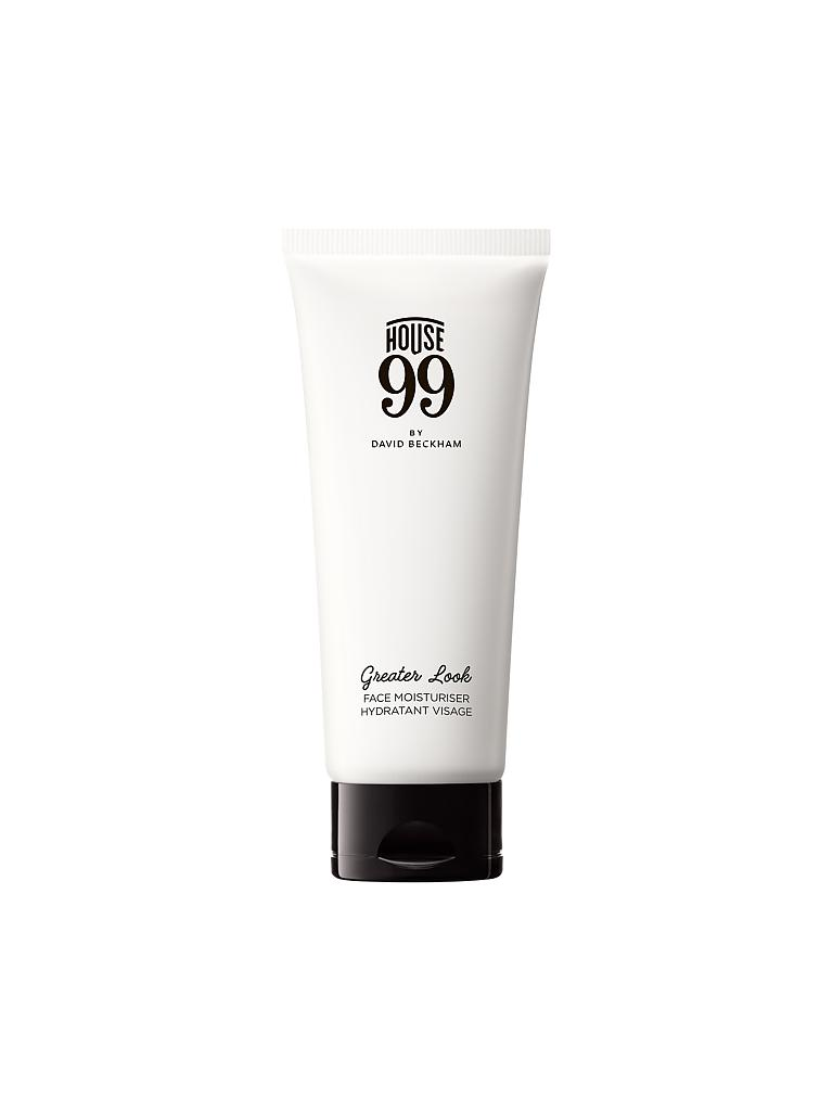 HOUSE 99 | by David Beckham - Greater Look Face Moisturiser 75ml | transparent