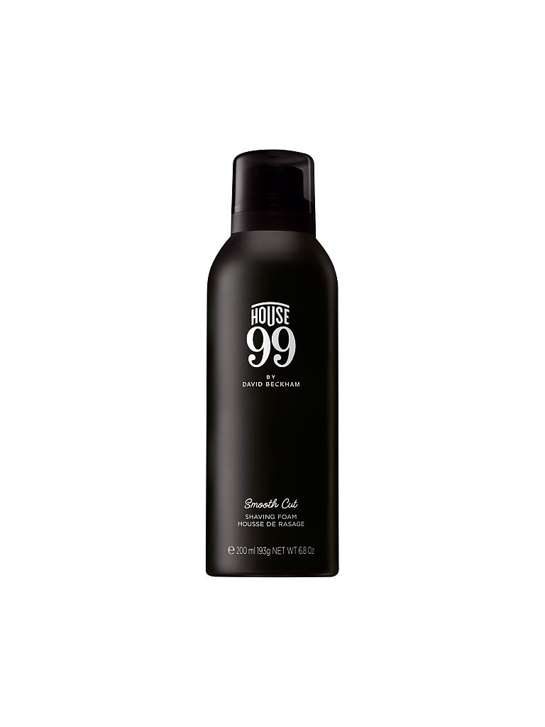 HOUSE 99 | by David Beckham - Smooth Cut Shaving Form 200ml | transparent
