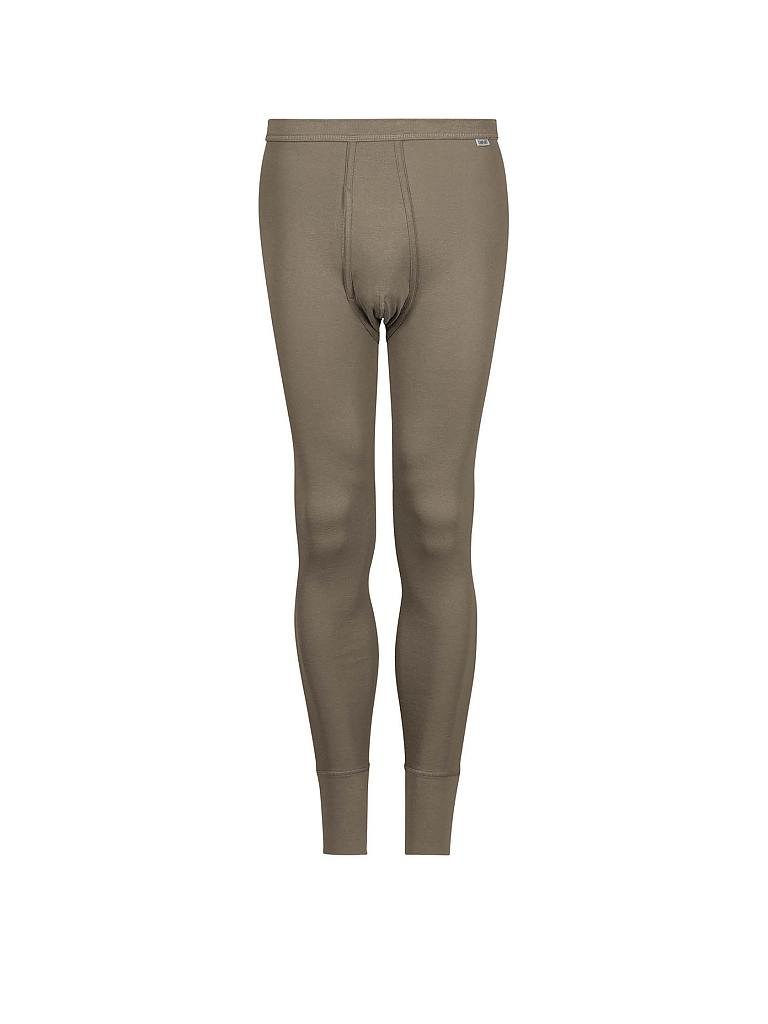 "HUBER | Pant lang mit Eingriff ""Comfort"" (Military) 