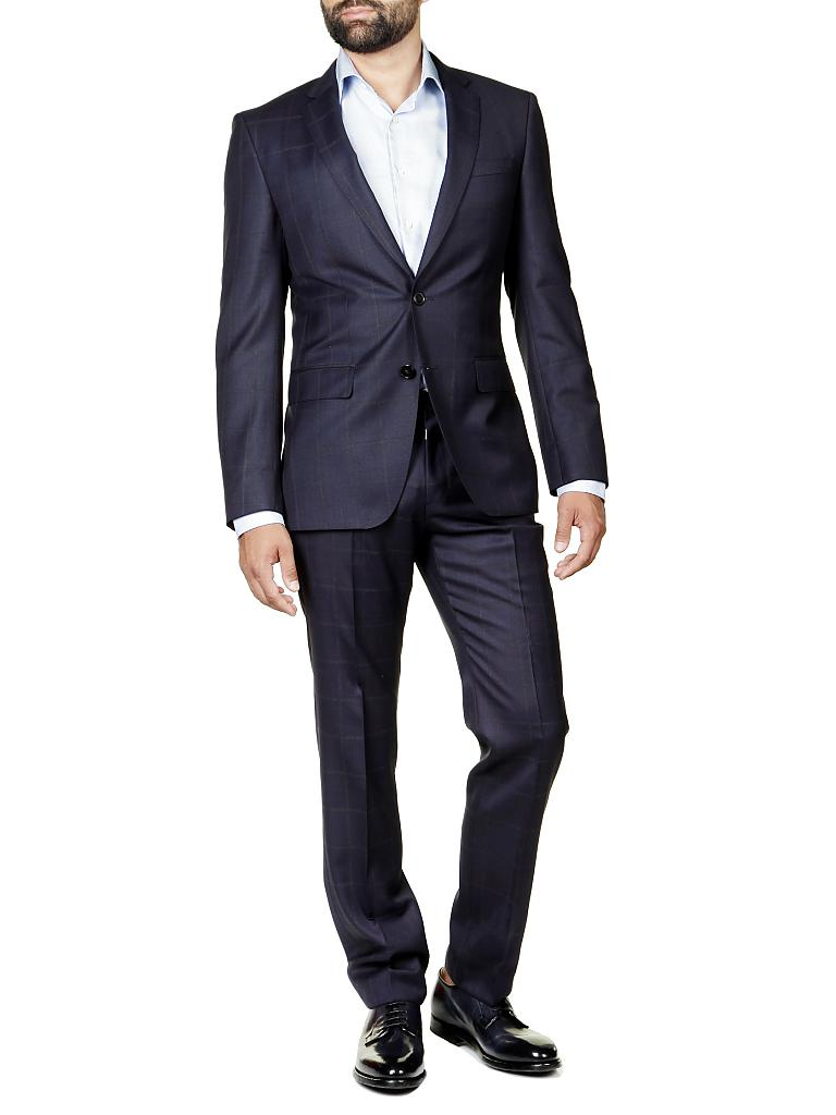 "HUGO BOSS | Anzug Slim-Fit ""Huge/Genius"" 