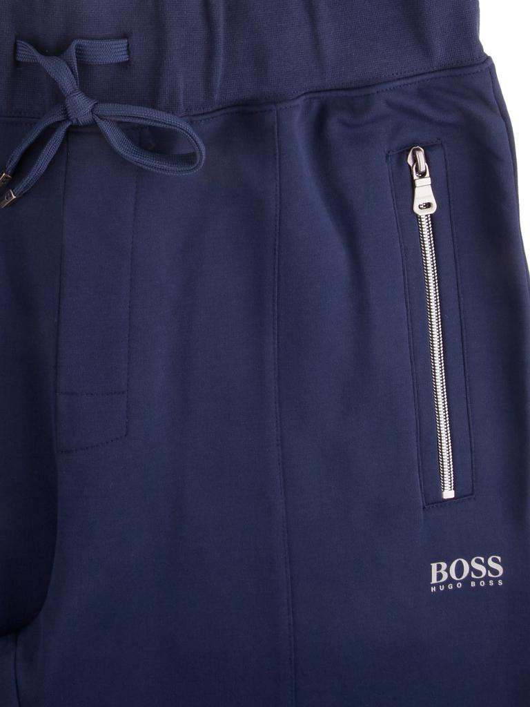 HUGO BOSS | Loungewear-Hose | blau