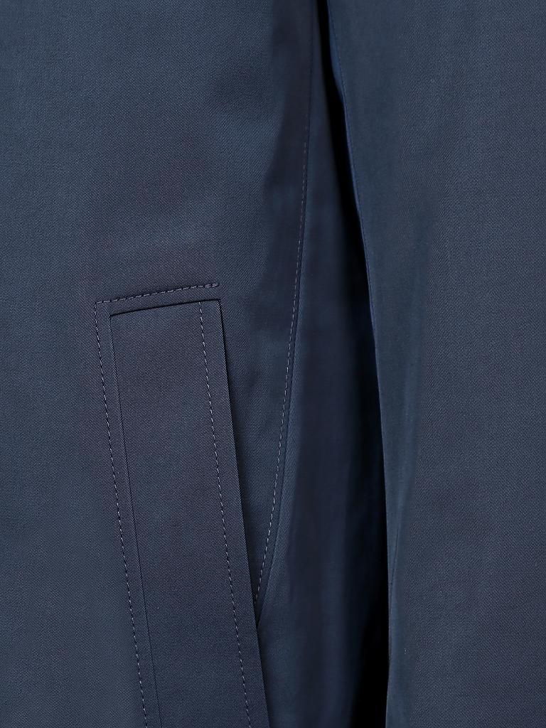 hugo boss mantel blau trendige trendst cke der saison 2017. Black Bedroom Furniture Sets. Home Design Ideas