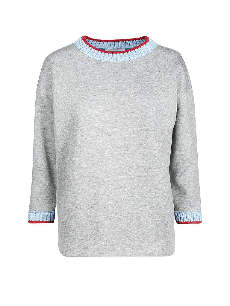 hugo boss sweater eroda grau s. Black Bedroom Furniture Sets. Home Design Ideas