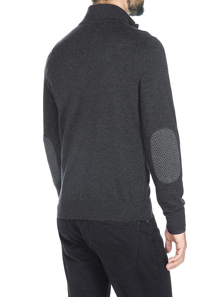 hugo boss sweater grau s. Black Bedroom Furniture Sets. Home Design Ideas