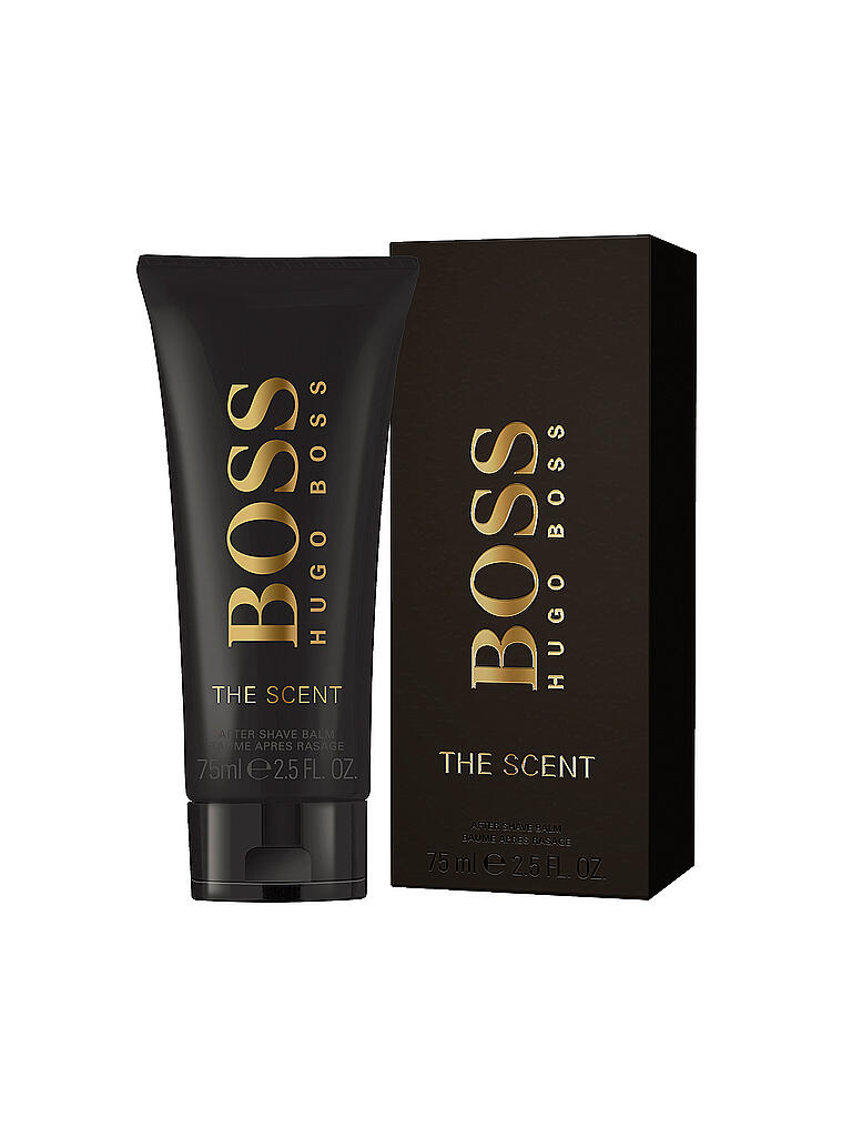 HUGO BOSS | The Scent - After Shave Balm 75 ml | transparent