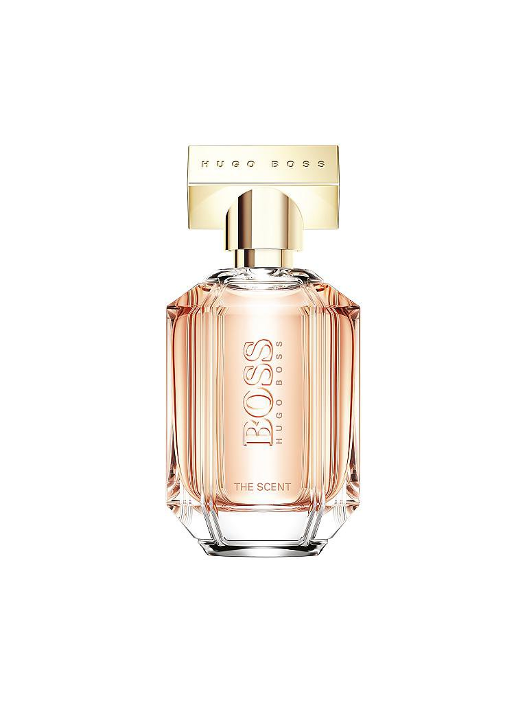 HUGO BOSS | The Scent for Her - Eau de Parfum Natural Spray 50 ml | transparent