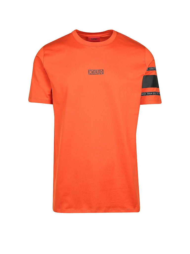 HUGO | T-Shirt | orange