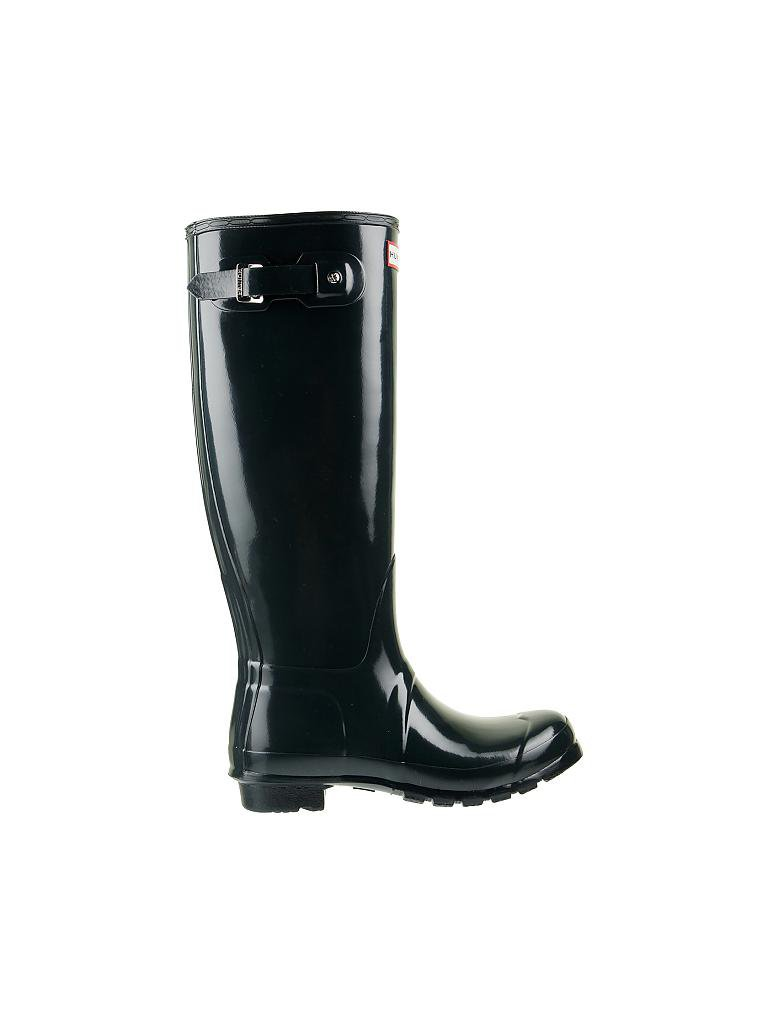 "HUNTER BOOT | Gummistiefel ""Original Tall Gloss"" 