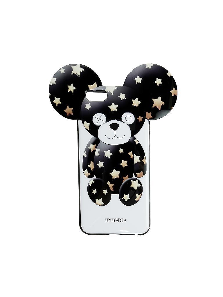 iphoria smartphone case teddy sparkle bear f r iphone 6 6s schwarz. Black Bedroom Furniture Sets. Home Design Ideas