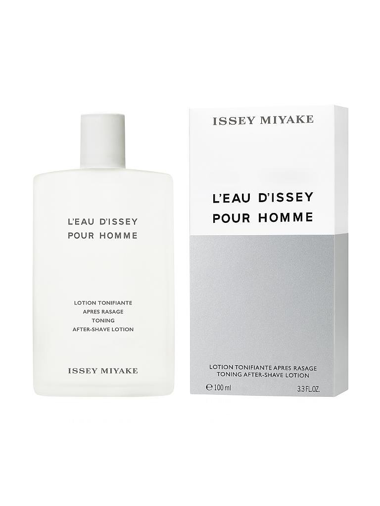 ISSEY MIYAKE |  L'Eau d'Issey Pour Homme Toning After Shave Lotion  100ml | transparent